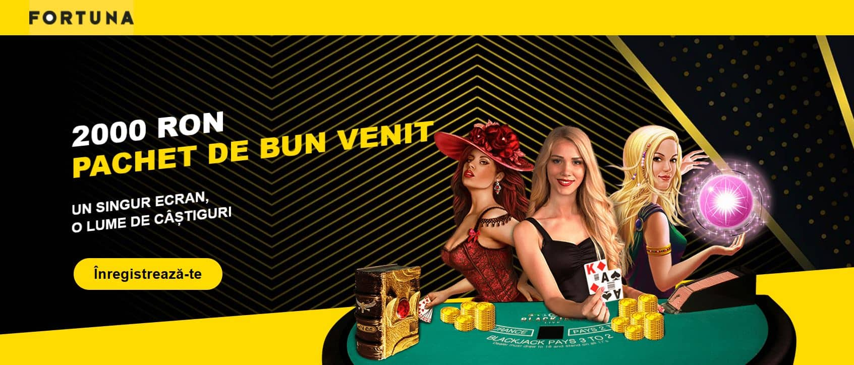 bonus fortuna cazino