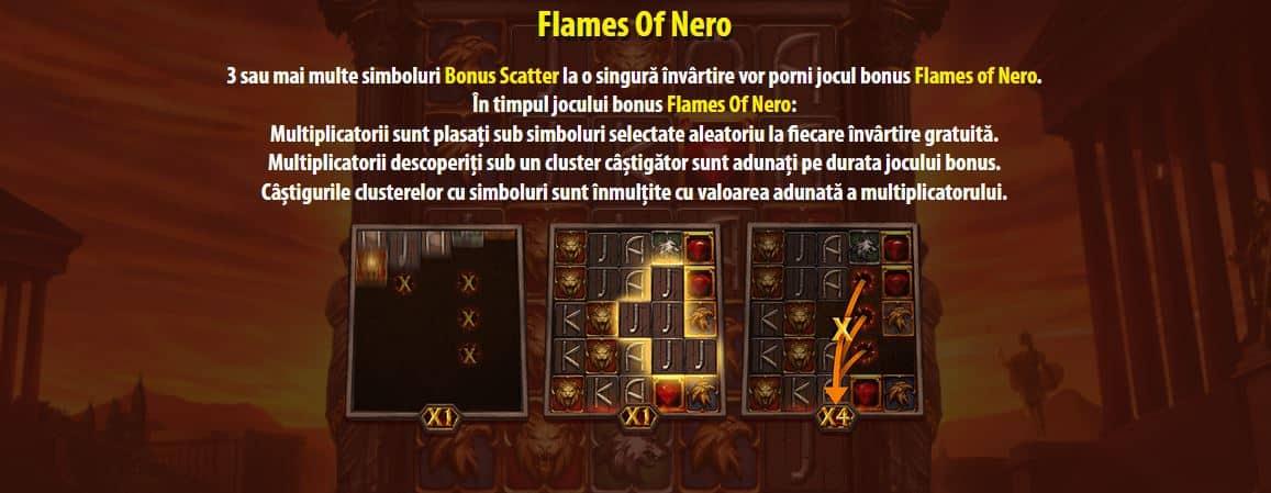 Nero's Fortune păcănele online 2020