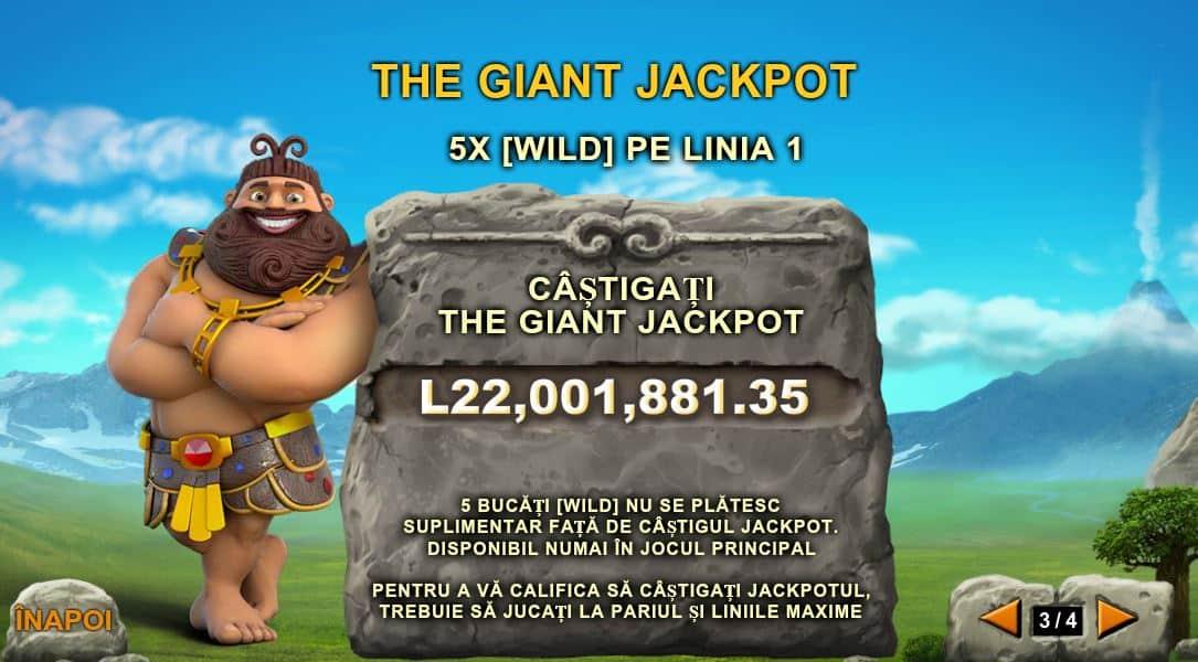 Categorii păcănele online Jackpot