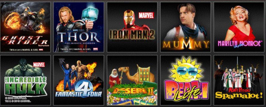 Cei mai populari producători de sloturi online