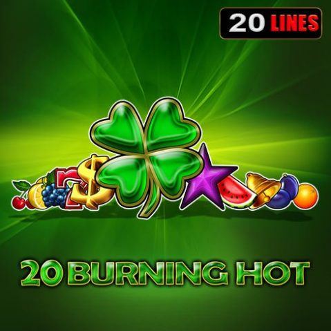 20 Burning Hot păcănele online
