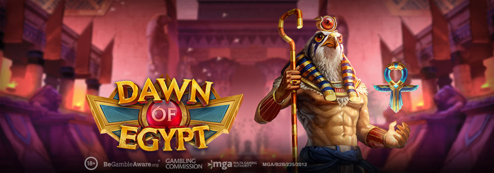 Top păcănele online cu Egipt: Dawn of Egypt