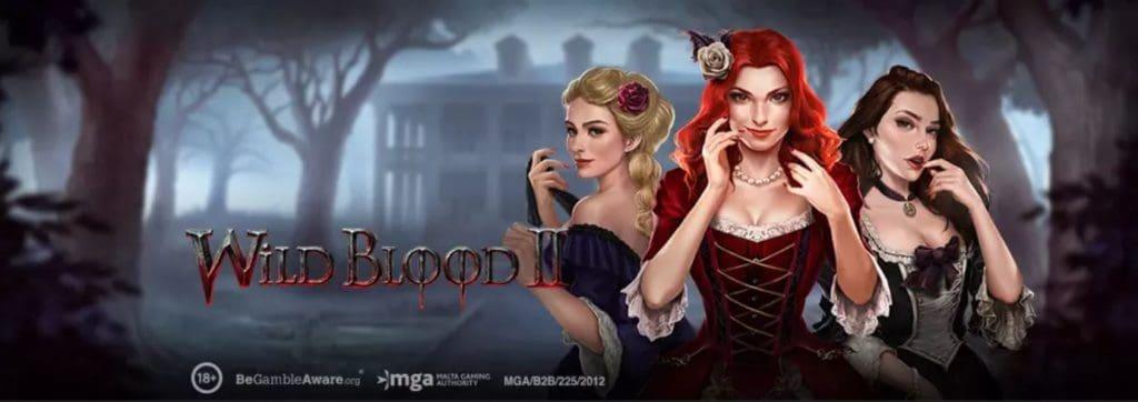 Top sloturi de Halloween - Wild Blood 2