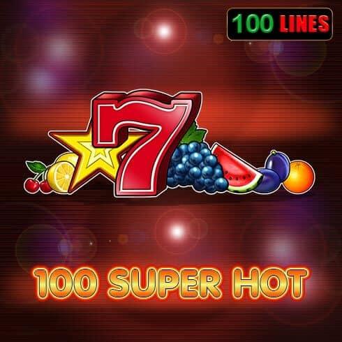 Păcănele pe internet 100 Super Hot