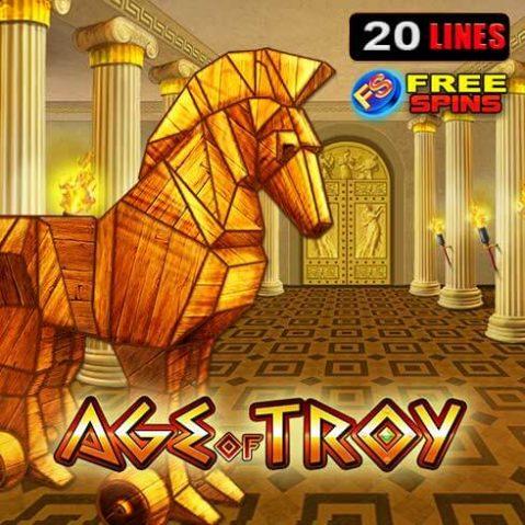 Păcănele gratis Age of Troy