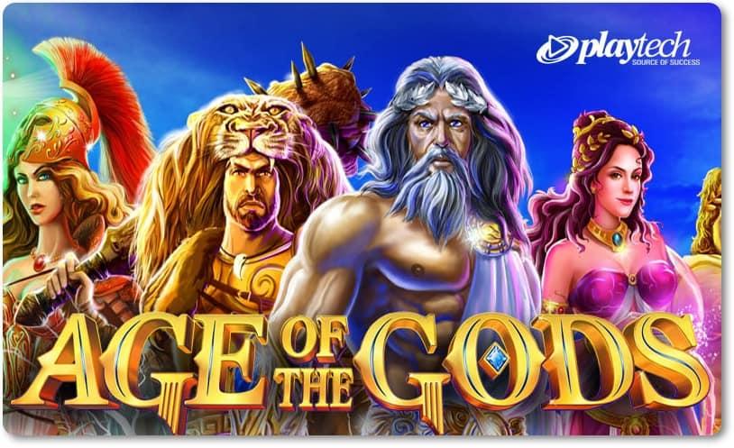 Cele mai bune jocuri de păcănele gratis - Age of the Gods