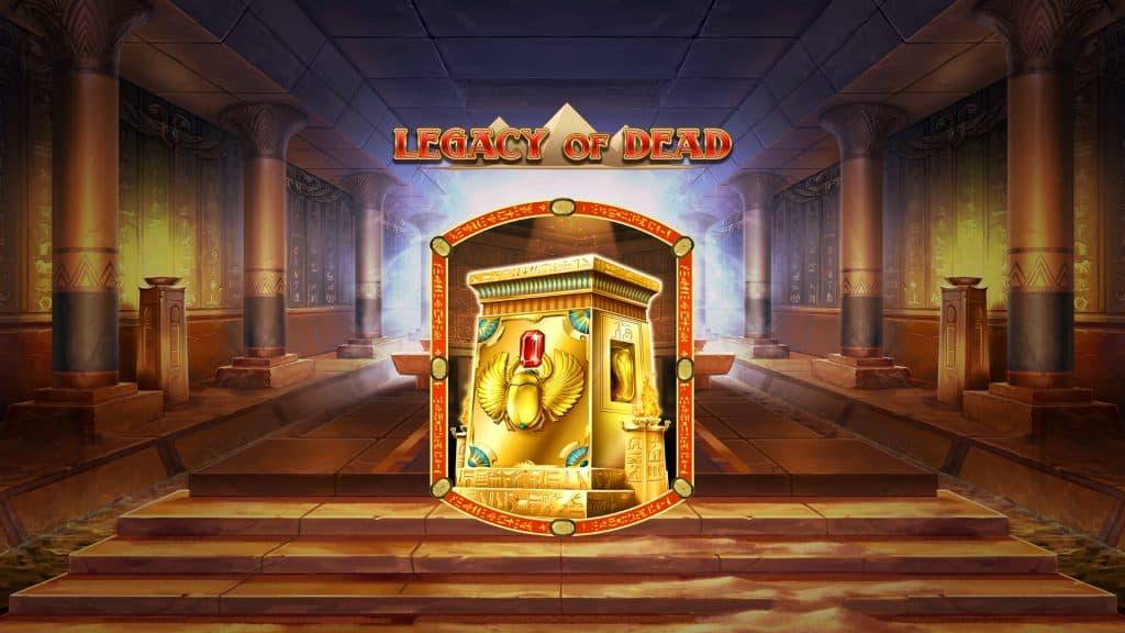 Păcănele gratis Legacy of Dead