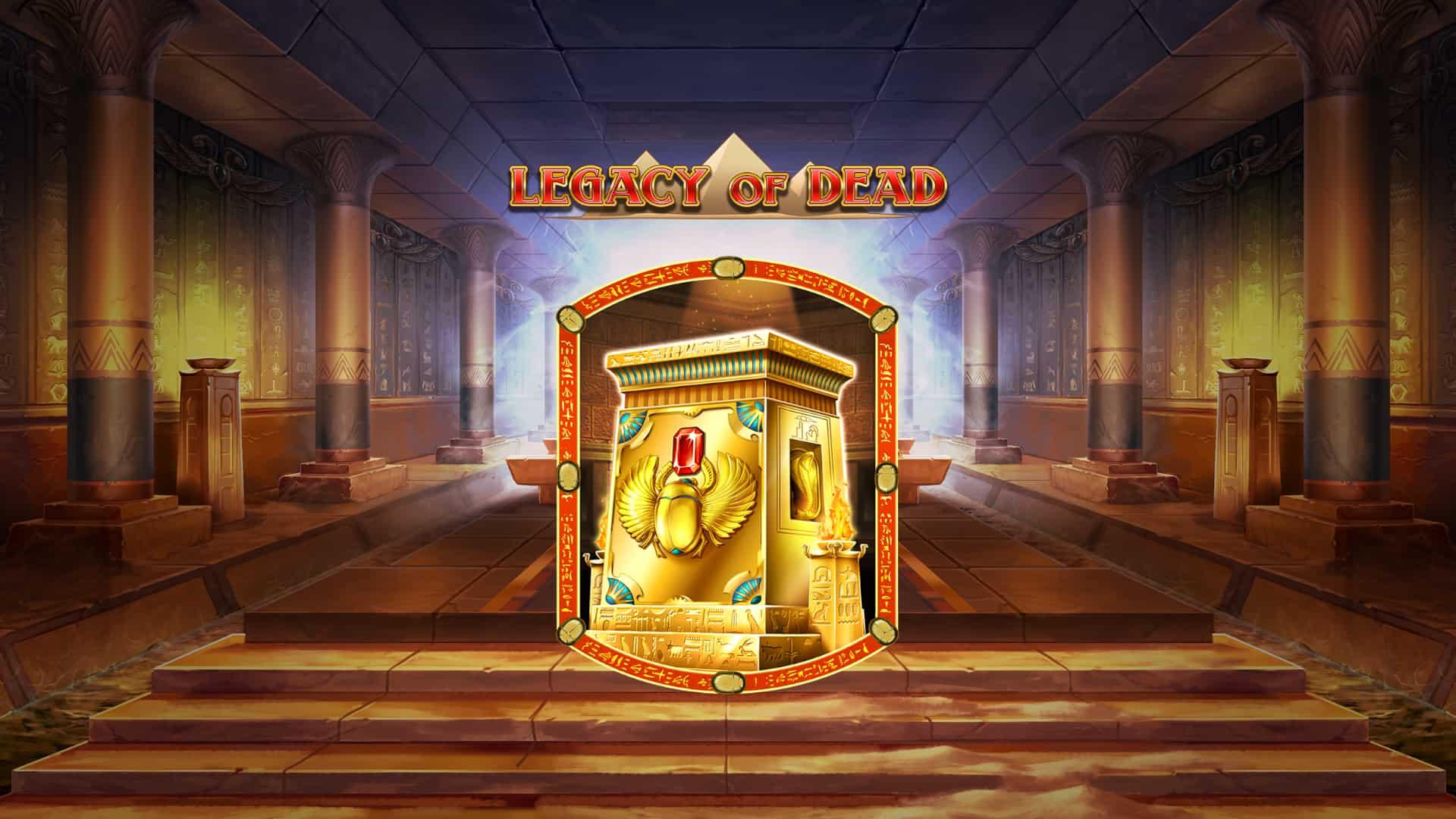Cele mai bune jocuri ca la aparate 2021 Legacy of Dead
