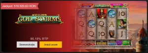 Depune 50 RON și ai 200 Rotiri Gratuite la Age of the Gods