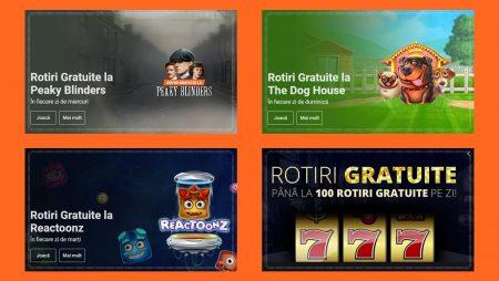Rotiri Gratuite – cel mai popular bonus la cazino