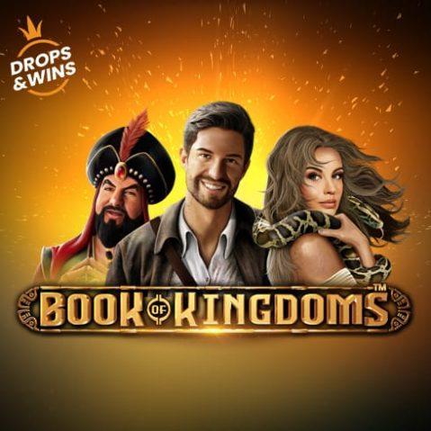 Jocul de păcănele Book of Kingdoms
