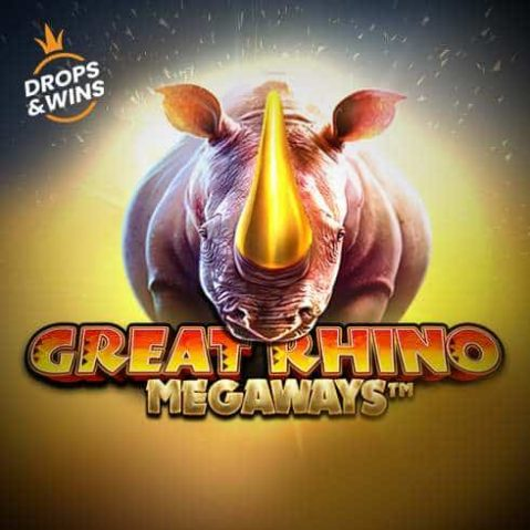 Great Rhino Megaways free