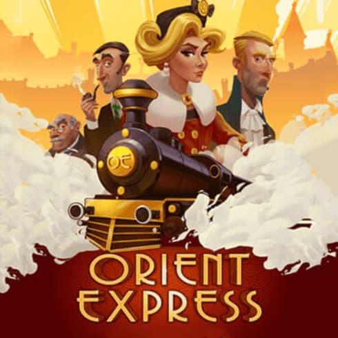 Păcănele gratis Orient Express