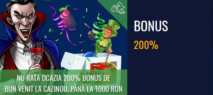 Baumbet Cazino Bonus 200%