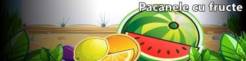 Pacanele cu fructe