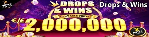 Pacanele drops & wins