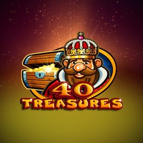 40 Treasures ca la aparate