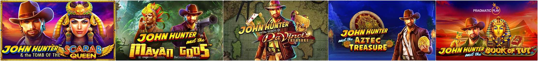 Seria de sloturi John Hunter