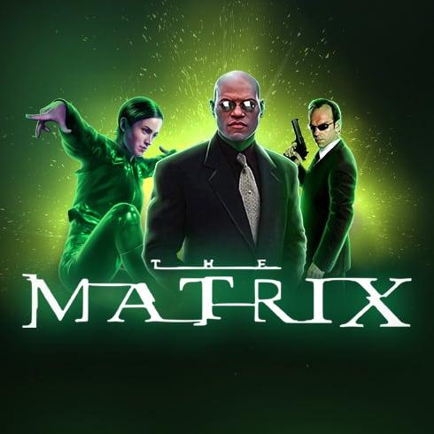 Jocul ca la aparate Matrix