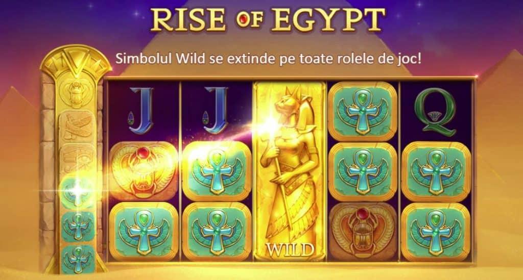 Rise of Egypt păcănele online