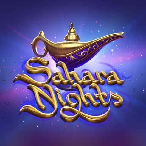 Jocul ca la aparate Sahara Nights
