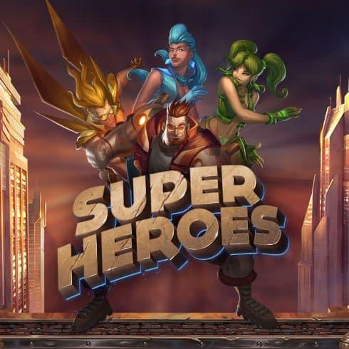 Super Heroes păcănele gratis