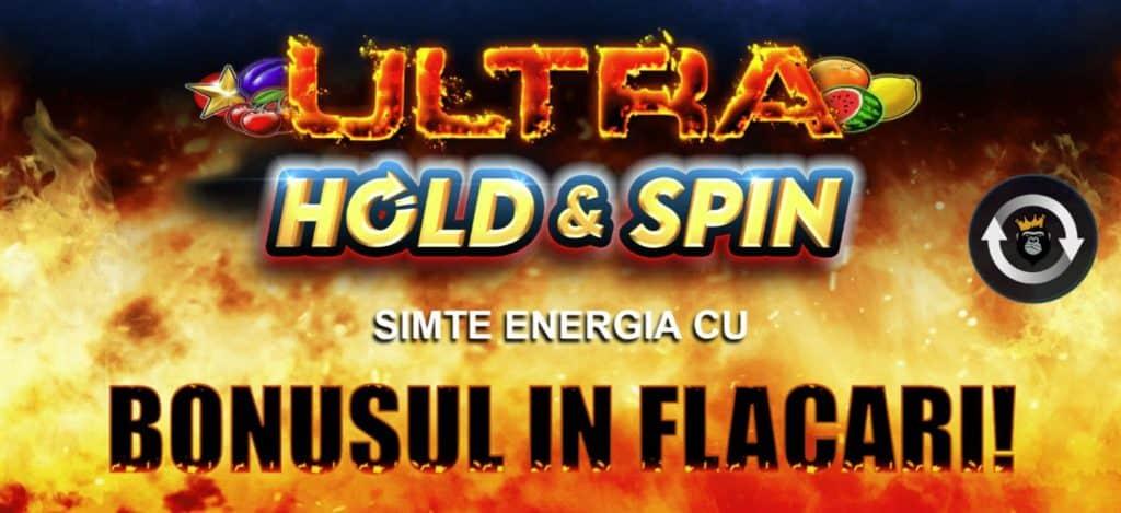 Ultra Hold and Spin păcănele gratis
