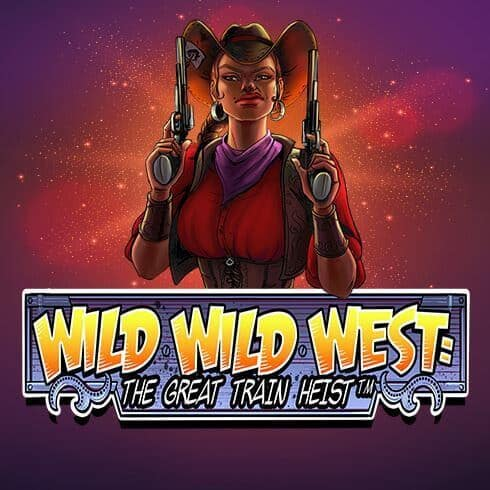 Wild Wild West The Great Train Heist