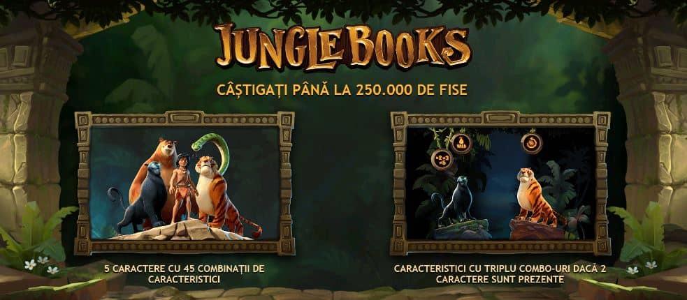 Păcănele gratis Jungle Books