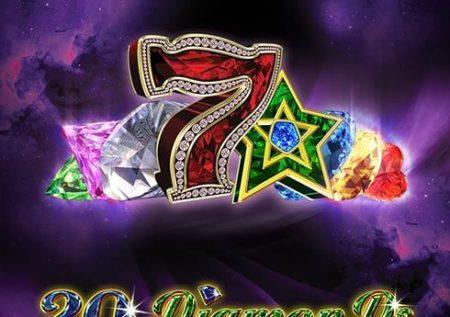 Păcănele gratis 20 Diamonds