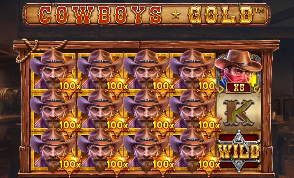 Cowboys Gold păcănele gratis