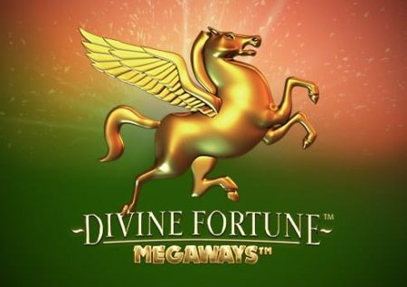 Păcănele gratis Divine Fortune Megaways