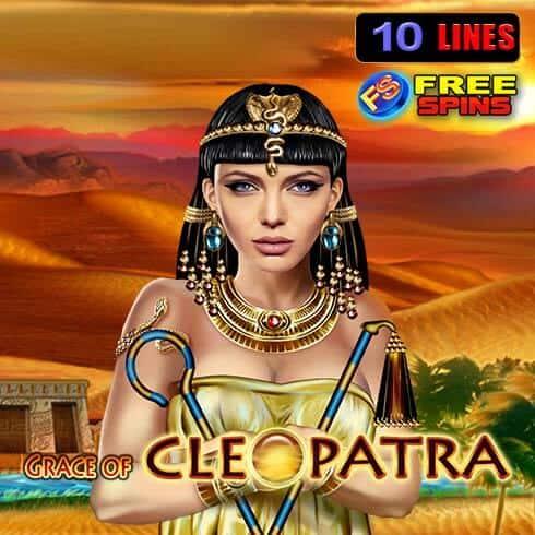Păcănele gratis Grace of Cleopatra