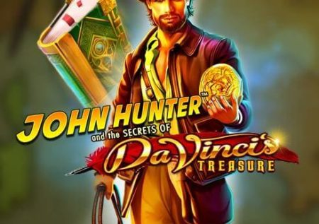 John Hunter and the Da Vincis Treasure