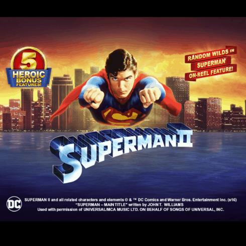 Sloturi din filme Superman II