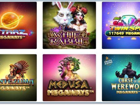 Ce sunt Sloturile Megaways. Avantaje și dezavantaje