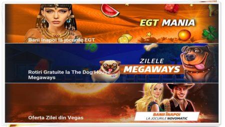 Promoții casino online Betano 2021