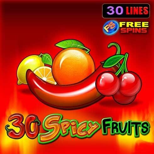 Păcănele gratis 30 Spicy Fruits