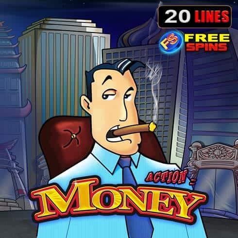 Păcănele EGT Action Money