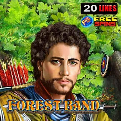 Jocul ca la aparate Forest Band