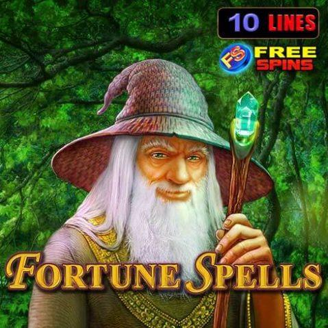Păcănele online Fortune Spells