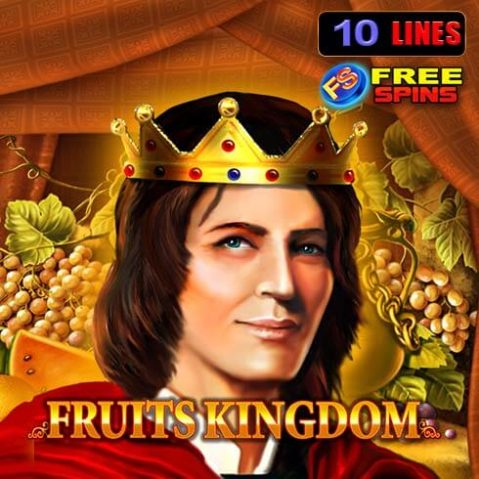Păcănele EGT Fruits Kingdom