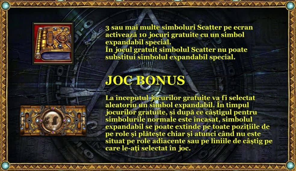 Păcănele Novomatic Golden Ark