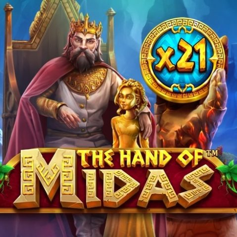 The Hand of Midas un slot de NOTA 10 marca Pragmatic Play