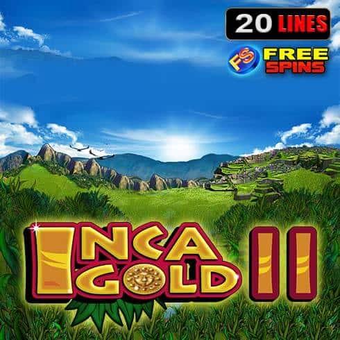 Păcănele EGT Inca Gold II