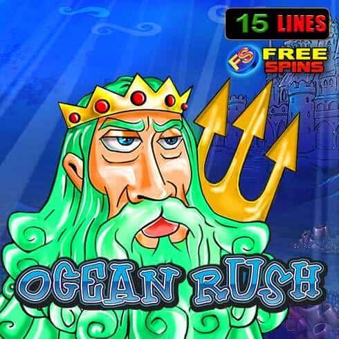 Ocean Rush slot online