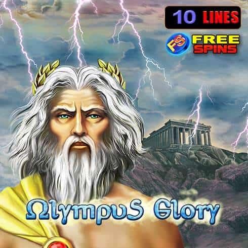 Păcănele online Olympus Glory