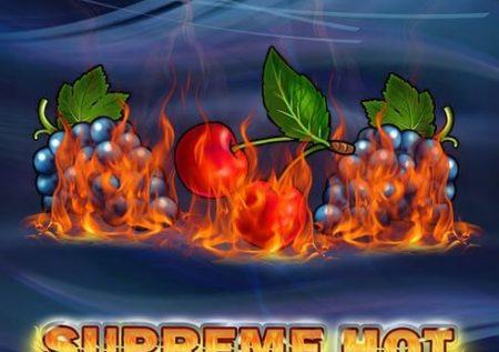 Păcănele gratis Supreme Hot