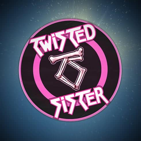 Păcănele cu muzică Twisted Sister