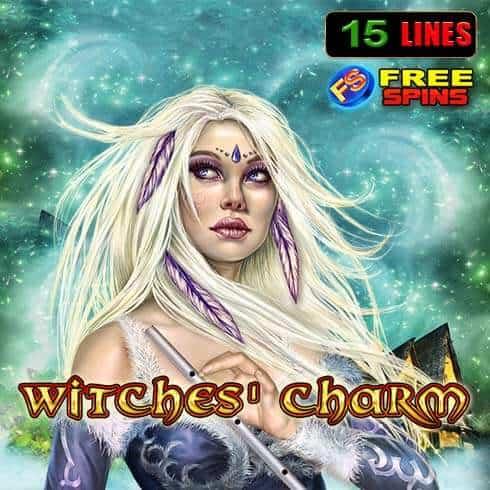 Păcănele gratis Witches Charm